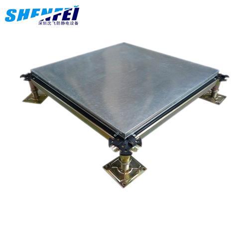 六面包钢硫酸钙网络活动地板
