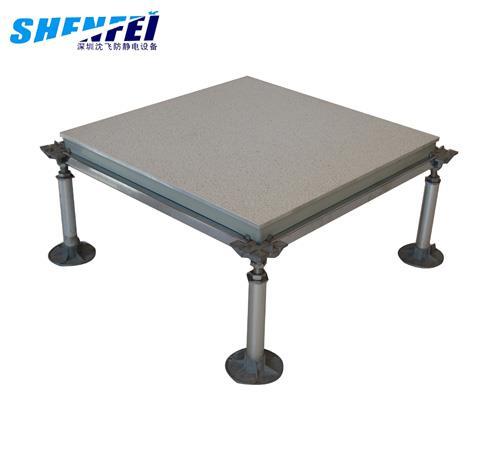 铝合金防静电地板(盲板型)