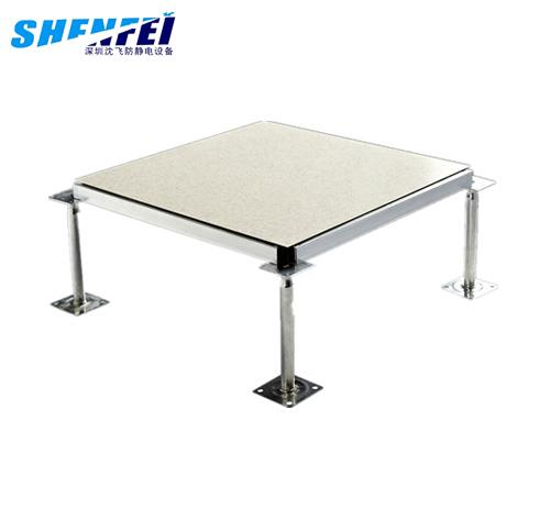 全钢无边防静电地板-(HPL面)