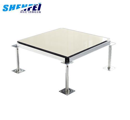 全钢陶瓷防静电地板-(陶瓷贴面)